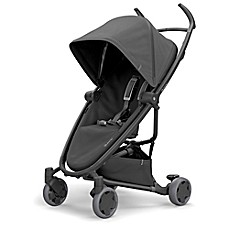 image of Quinny® Zapp™ Flex Stroller in Black/Black