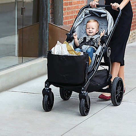 Baby Jogger 174 City Select 174 Lux Stroller Shopping Tote In