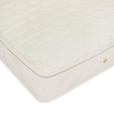 image of Naturepedic® Quilted Deluxe 2-Sided Full Mattress in Natural