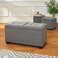 image of 3piece bench set in