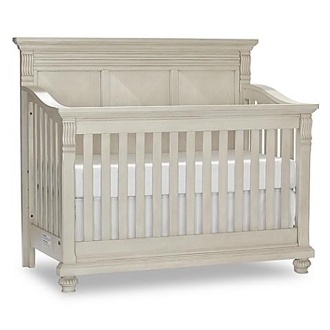 Kingsley Sedona 4 In 1 Convertible Crib In Vintage Ivory