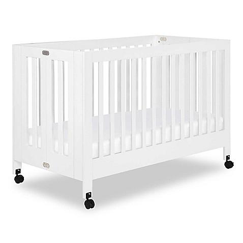 Charmant Babyletto Maki Full Size Portable Crib In White