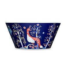 image of Iittala Taika Serving Bowl in Blue