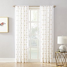 image of Maya Rod Pocket Window Curtain Panel
