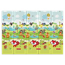 image of Fisher-Price® Woodland Friends Portable Play Mat