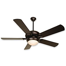 image of Design Trends Cosmos Ceiling Fan in Oiled Bronze
