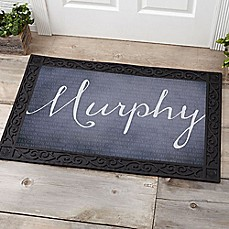 image of Together Forever Oversized Door Mat