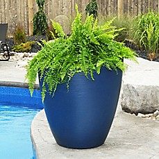 image of Mayne® Modesto Round Indoor/Outdoor Planter