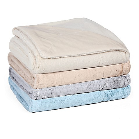 Berkshire Blanket®  BunnySoft Plush Throw Blanket