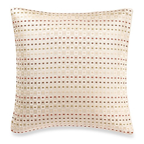 Make Your Own Decorative Pillow Covers : Make-Your-Own-Pillow Dashes Square Throw Pillow Cover - Bed Bath & Beyond