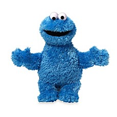 image of Gund® Sesame Street® 12-Inch Plush Cookie Monster