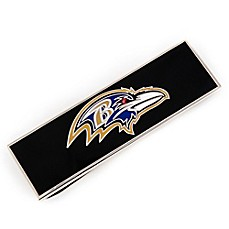 image of NFL Baltimore Ravens Double-Grip Money Clip