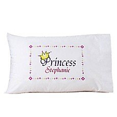 image of Jr. Royalty Pillowcase