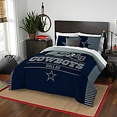 Merveilleux NFL Dallas Cowboys Draft Full/Queen Comforter Set