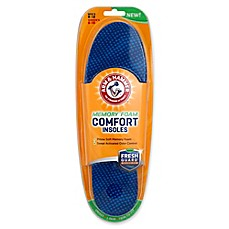 image of Arm & Hammer™ Unisex Trim-to-Fit Memory Foam Comfort Insoles