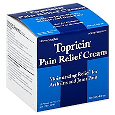 image of Topricin® 4 oz. Pain Relief Cream