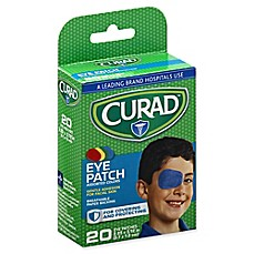 image of Curad® 20-Count Eye Patch