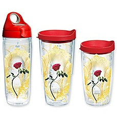 image of Tervis® Disney® Beauty and the Beast Rose Wrap Drinkware