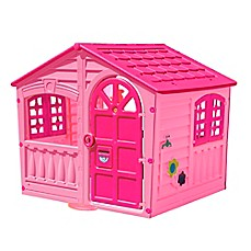 image of PalPlay House of Fun Indoor/Outdoor Playhouse