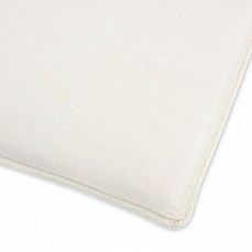 image of Arm's Reach® Co-Sleeper® Ideal Organic Cotton Fitted Sheet in Natural