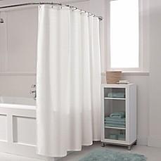 shower curtain for a clawfoot tub. Maytex Waffle Shower Curtain Shower Curtain For Clawfoot Tub  Bed Bath Beyond