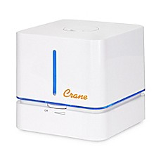image of Crane Cube Ultrasonic Cool Mist Humidifier
