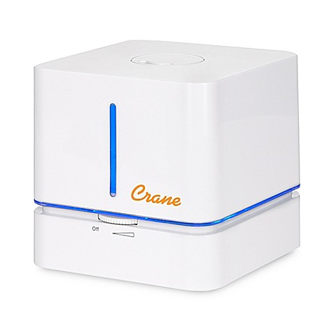 crane ultrasonic cool mist frog humidifier how to clean