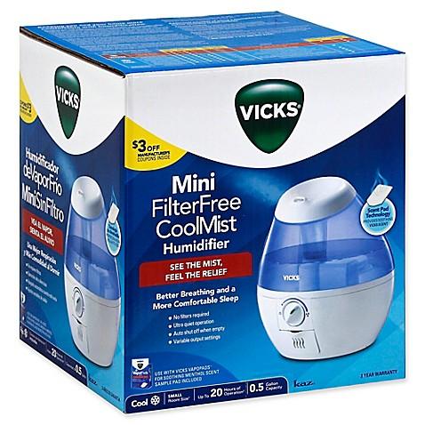 vicks ultra quiet cool mist humidifier manual