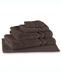 Toalla de baño de algodón Wamsutta® Ultra Soft MICRO COTTON® color chocolate