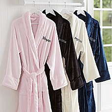 image of Classic Comfort Luxury Fleece Robe
