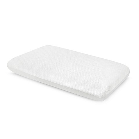 Therapedic Classic King Bed Pillow in White - Bed Bath & Beyond