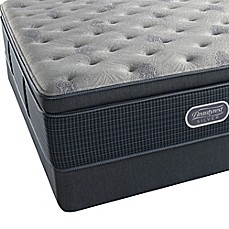 image of Beautyrest® Silver™ Westlake Shores Luxury Firm Pillow Top Mattress Set