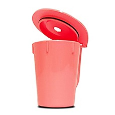 image of Perfect Pod EZ-Carafe Reusable Pod with 5 Filters