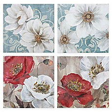 Floral Canvas Wall Art Collection