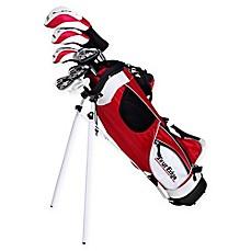 Image Of Tour Edge Golf Ht Max J Junior 2x1 4 Piece Golf Set