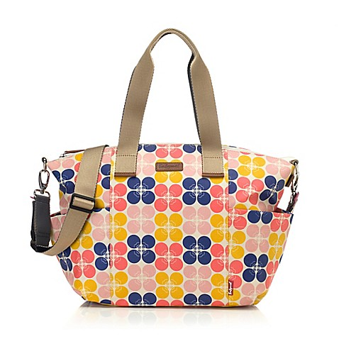 Babymel™ Evie Diaper Bag in Fruity Floral Dot