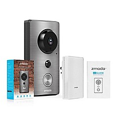 image of Zmodo Greet WiFi Video Doorbell with Smart Home Hub
