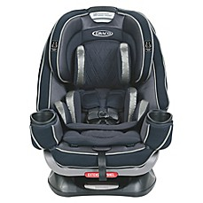image of Graco® 4Ever™ Extend2Fit™ Platinum All-in-One Convertible Car Seat in Ottlie