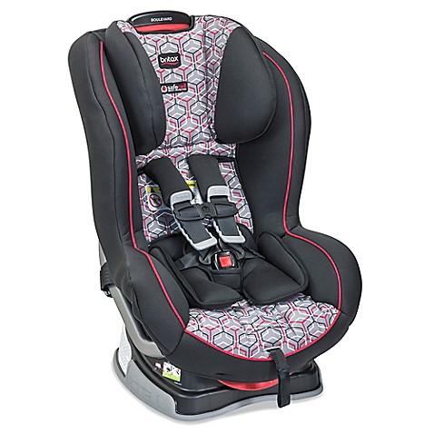 britax boulevard g4 1 convertible car seat in baxter bed bath beyond. Black Bedroom Furniture Sets. Home Design Ideas