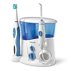 image of Waterpik® Complete Care Water Flosser and Sonic Toothbrush System