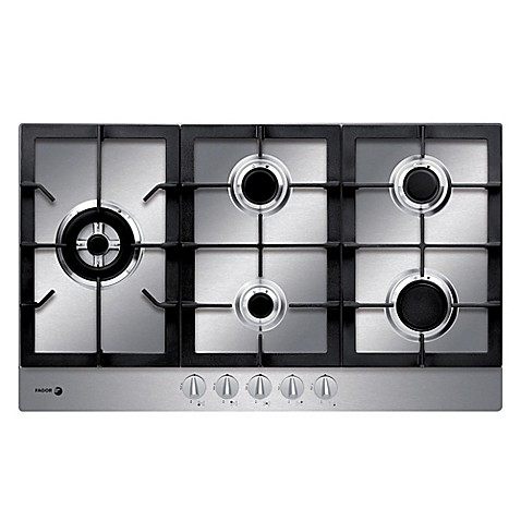 Fagor 30 Inch Gas Cooktop With 5 Burners