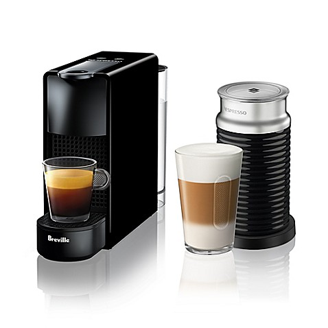 Nespress And Breville Expert And Milk Bed Bath And Beyond