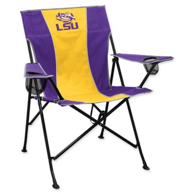 image of Louisiana State University Foldable Pregame Chair