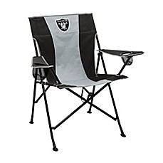 NFL Oakland Raiders Foldable Pregame Chair