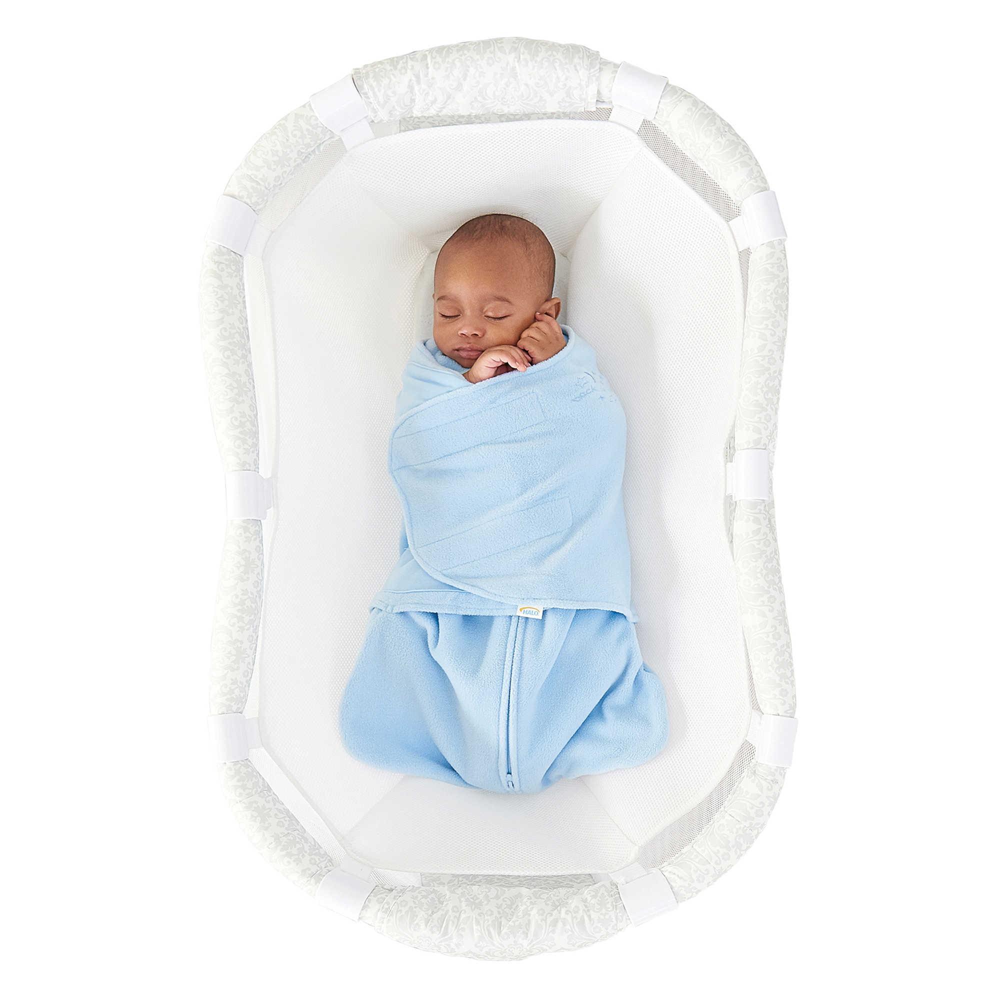 HALO® Bassinest® Newborn Insert in White - buybuy BABY