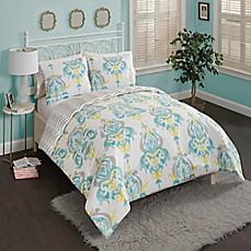 Image Of Vue® Skye Reversible Comforter Set Part 63