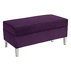 bedroom benches. image of Skyline Furniture Milligan Storage Bench Bedroom Benches  End Bed Bath Beyond