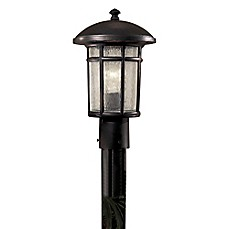 image of The Great Outdoors® by Minka-Lavery® Cranston 1-Light Outdoor Lantern Collection