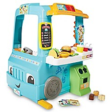 image of Fisher-Price® Laugh & Learn® Servin' Up Fun Food Truck