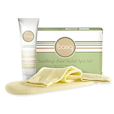 image of basq Soothing Foot Relief Spa Set
